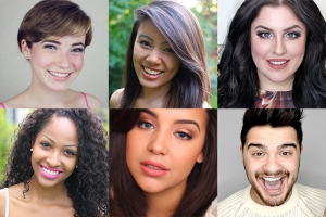 NYXFACEAWARDS 2014 Finalists