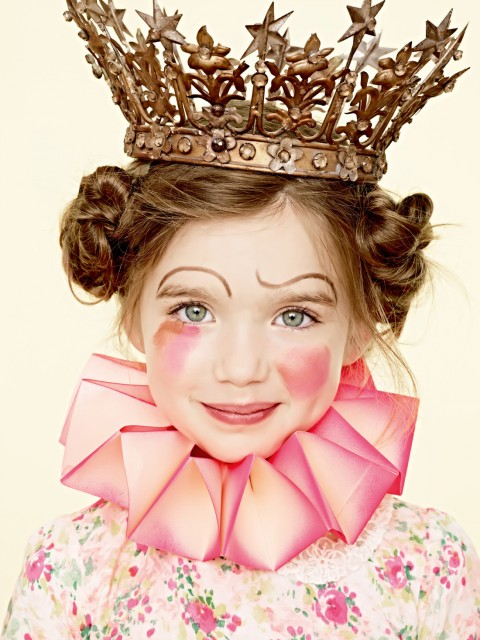 Does wearing blush make you feel like this?