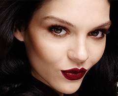 Berry lips. Picture from Nordstrom's website.