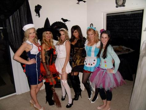 2011 - My first year living in LA I was a sailor.