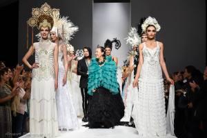 Sue Wong Style Fashion Week LA 2014